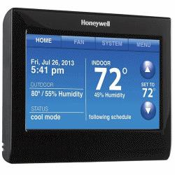 Honeywell Wi-Fi Thermostats in Troutman, North Carolina