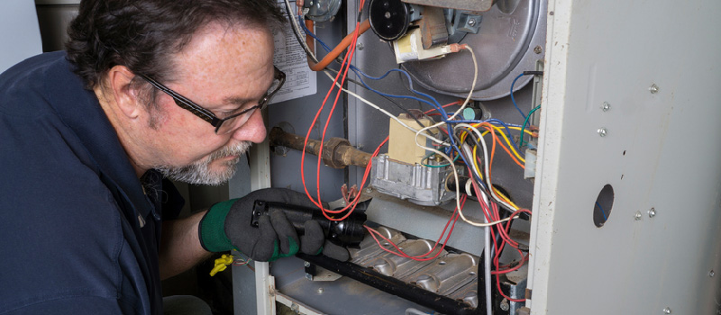 Air Conditioning Repair in Troutman, North Carolina